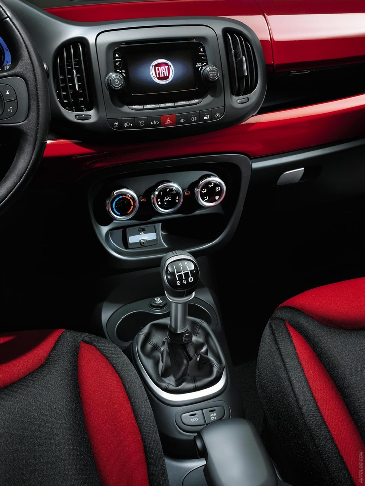 2012 Fiat 500L-ready! Let's go!