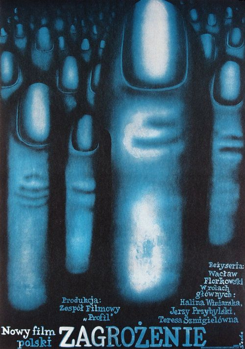 Endangerment, Polish Movie Poster