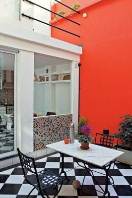 Chorizo and blog on pinterest - Decoracion casas antiguas ...