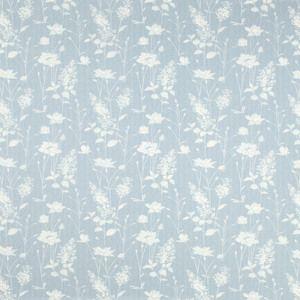 Dragonfly Garden Chalk Blue Wallpaper
