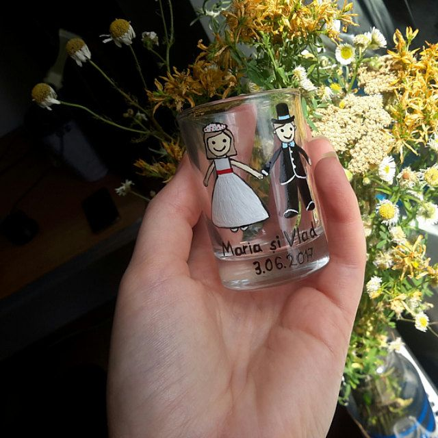 Custom family portraits Favors wedding and by LarisArtRo on Etsy