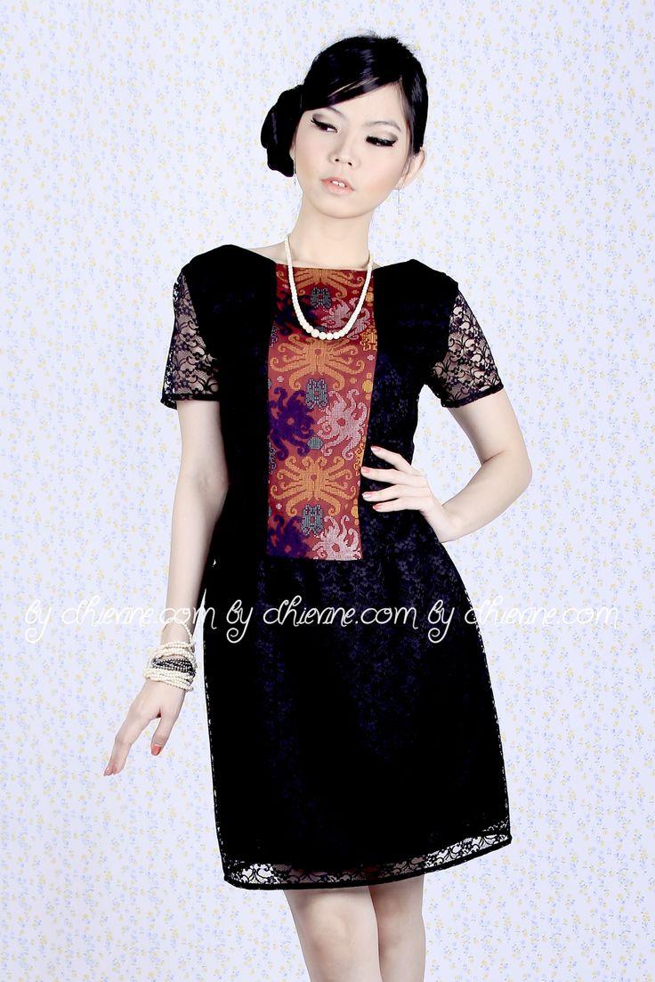 Batik Dress | Lace Dress | Dress Kebaya | LilyBell Dress | DhieVine | Redefine You