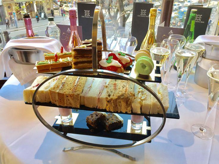 Win a festive afternoon tea in the Europa Hotel, Belfast