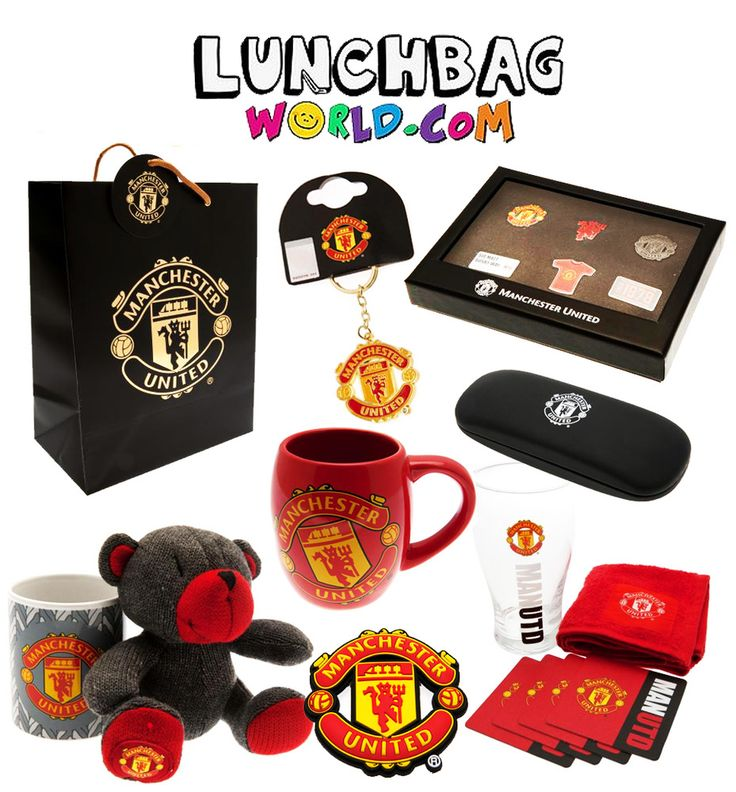 MANCHESTER UNITED GIFTS Official Merchandise. Masive Gift Range for any MUFC Fan  | eBay