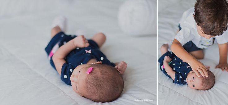 Fotografia de Família em Curitiba | Adrieli Cancelier | Fotografia de recém-nascido lifestyle em Curitiba | Isabella, 1 mês