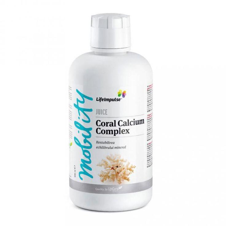 Life Impulse® korall kalcium  946ml