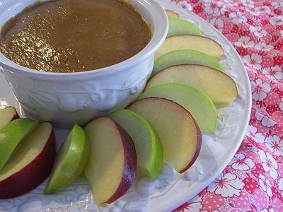 Peanut Butter Apple Dip | Deliciousness | Pinterest