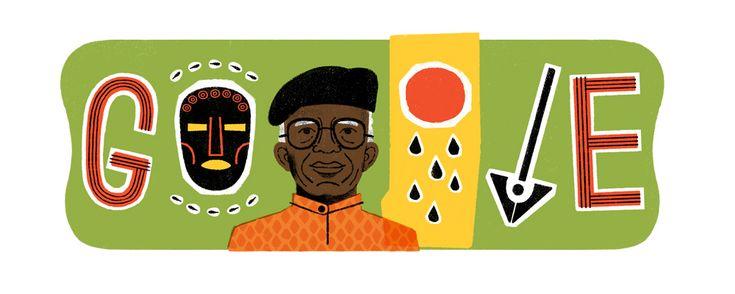 87.º aniversario del nacimiento de Chinua Achebe