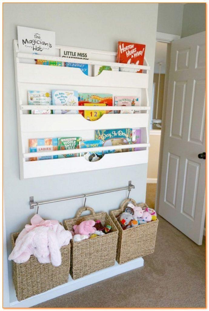 10 Diy Toy Storage Ideas For Any Space Nursery Book Creative Toy Storage Diy Toy Storage