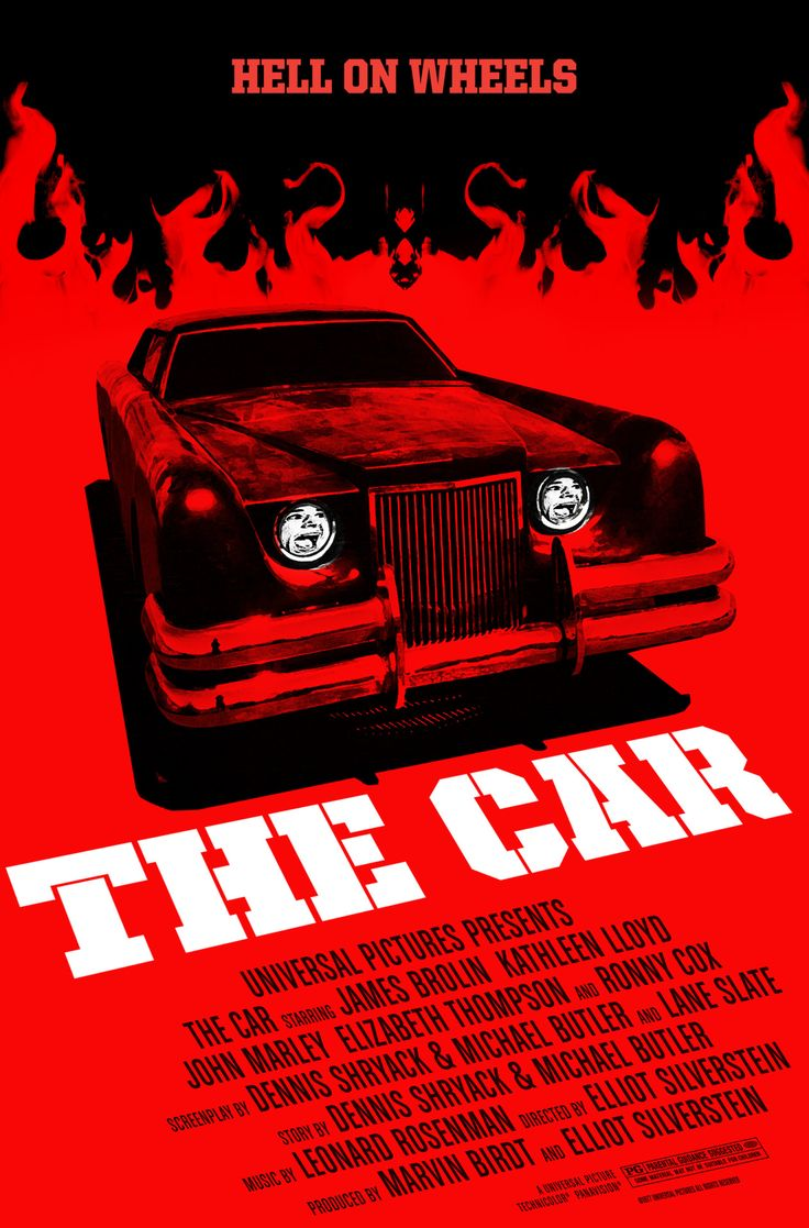 The car by robert armstrong