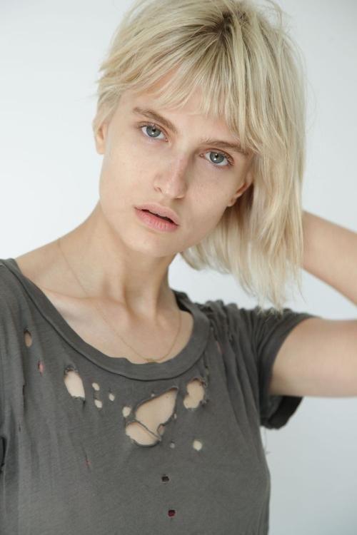 Veronika Vilim (US) @Wilhelmina New York