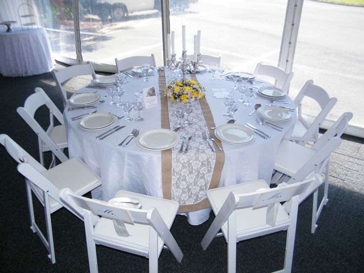 Vintage Table Decor By Toowoomba White Wedding And Event Hire Weddings Parties