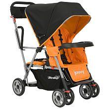 Joovy Caboose Ultralight Stand-On Tandem Stroller - Orangie