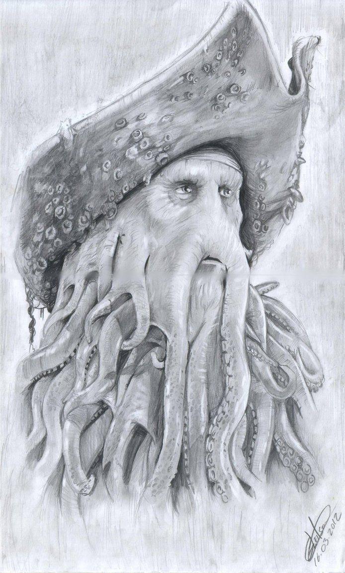Desenho fazer piratas David Jones