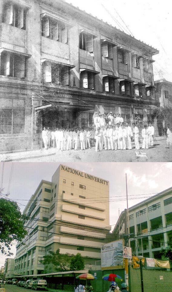 Pin On Old School Manila