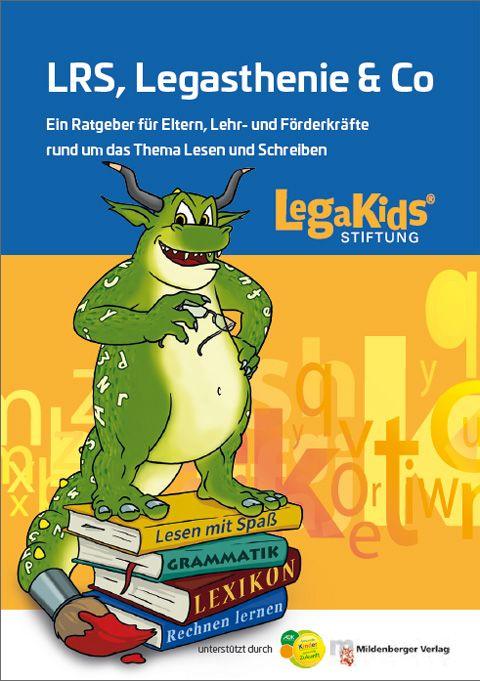 "Broschüre ""LRS, Legasthenie & Co"""