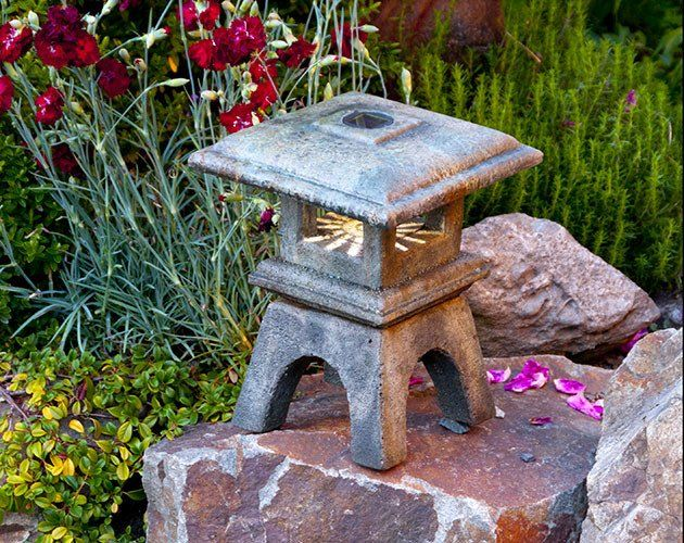 Best Japanese Garden Ornaments Images On Pinterest Japanese - Japanese garden ornaments