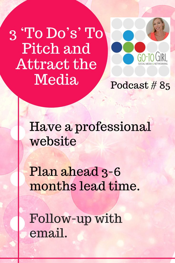 In the 84 podcasts recorded so far, I hadn't yet done one directed specifically at 'Product' based businesses so I was pretty darn excited to welcome Andreea Ayers from Launch Grow Joy as a Guest.  Andreea found business success with  a T shirt business and now consults business owners worldwide on how to get Media coverage.  Click the player and read on for some of the key points covered in Episode #85 of the Go to Girl Podcast:  How to connect with Media and get Publicity for your Produc