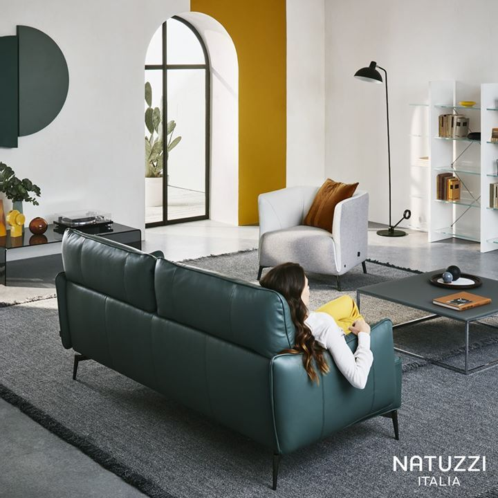 Natuzzi Experience The Ultimate Comfort With Mentore While Giving Personality To Your L Contemporary Designers Furniture Koltuklar Resimler