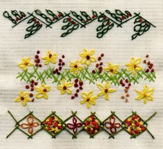 I ❤ embroidery . . . Embroidery Patterns