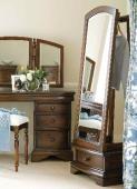 Bakerbedford Cheval Mirror