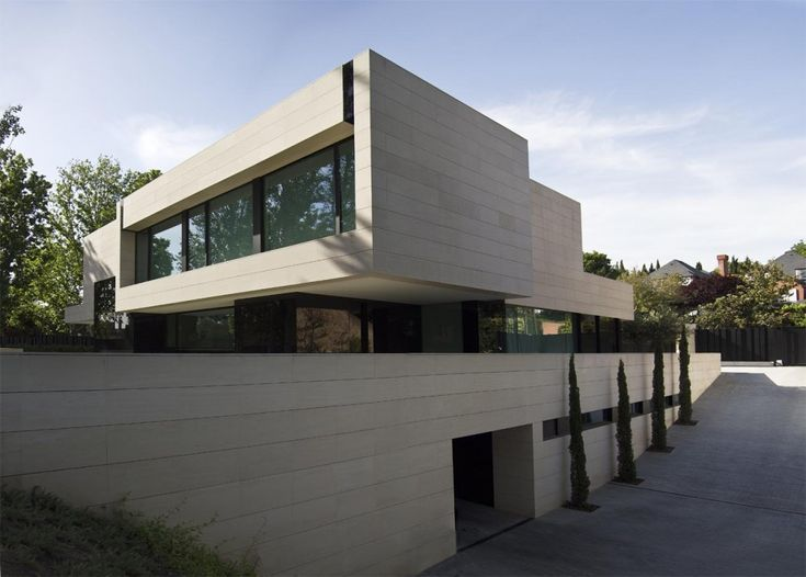 Modern Architecture House Glass 612 best casas minimalistas images on pinterest | architecture