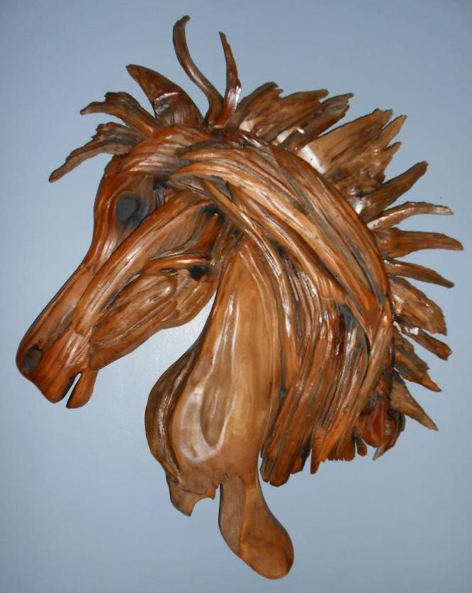 17 best images about wood art on pinterest horse for How to work with driftwood