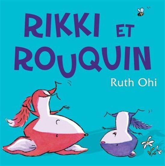 Rikki et Rouquin par OHI, RUTH