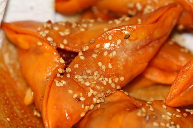 Lazy Blog: Empanadillas de sobrasada y miel