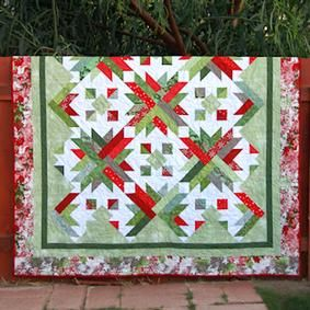 Prickly Pear Quilt Pattern Download at Connecting Threads