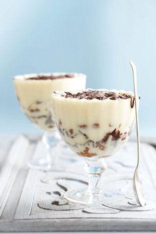 Sjokolade-tiramisu / Chocolate tiramisu
