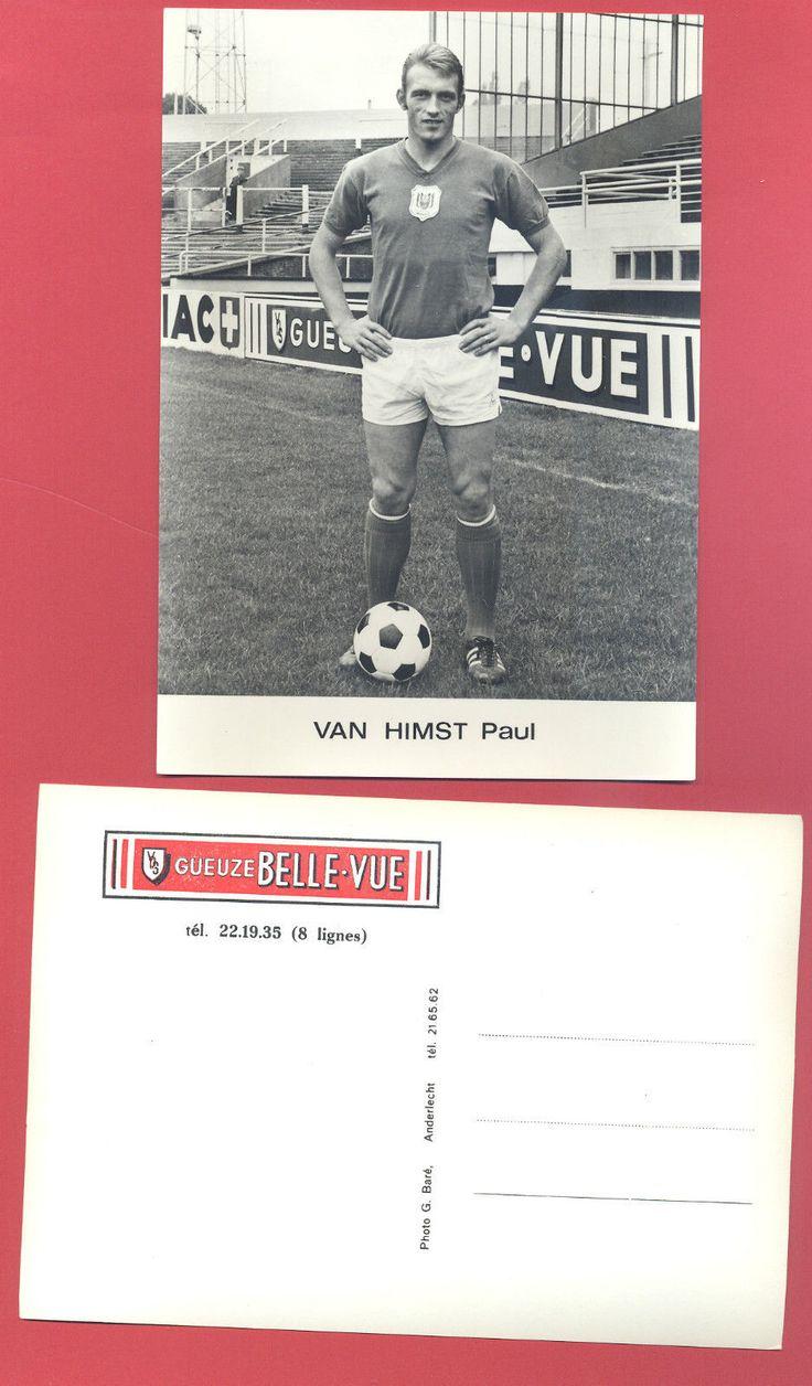 Carte Postale R S C A Paul VAN Himst Gueuze Belle VUE | eBay
