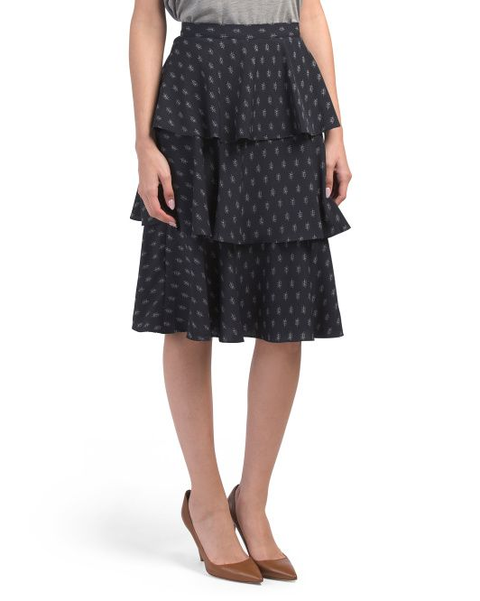 f26ede228cb  22 (63% OFF) - LUCY PARIS Ruffle Skirt