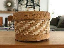 Old birch box