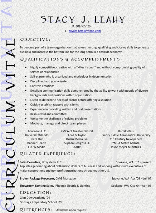 7 best Resumeu0027s images on Pinterest Pastor, Sample resume and - ministry resume sample