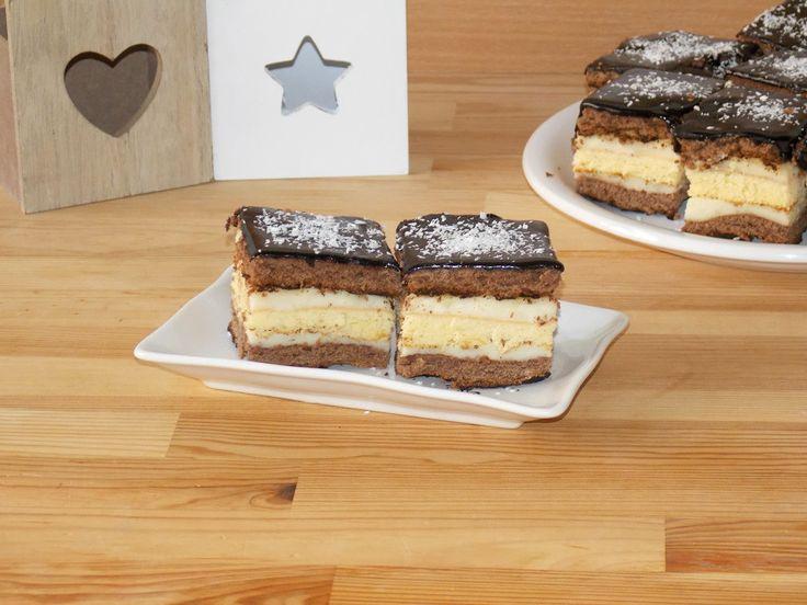 TV cake (Budapest cake) – isabell's kitchen