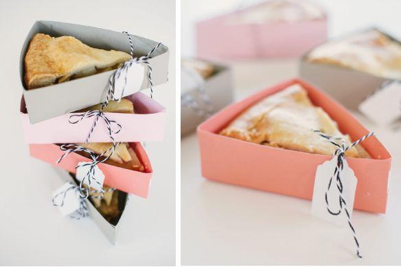 Traktatie tip - DIY Taartje in een doos - A Subtle revelry