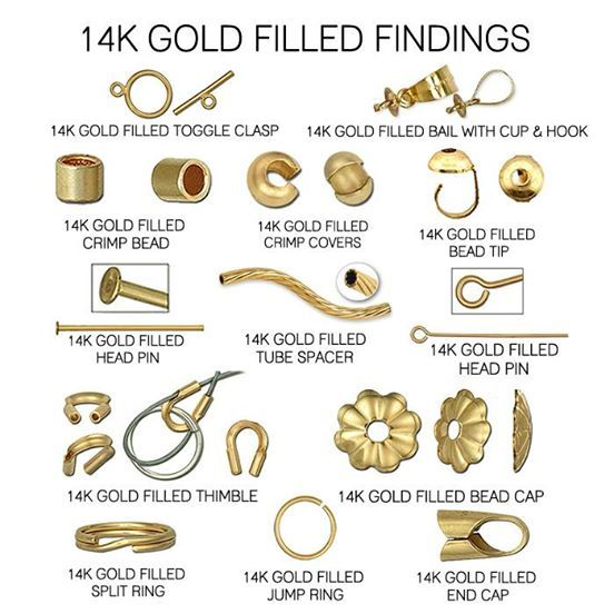 57 best Gold Filled images on Pinterest Gold filled chain Jewel
