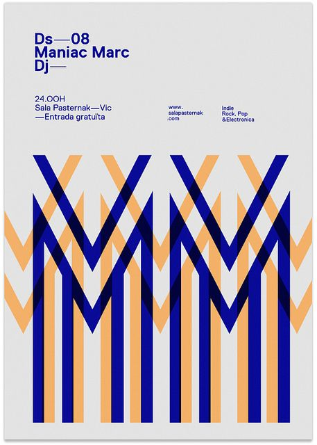 Maniac Marc Poster by Quim Marin | Flickr: partage de photos!