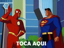 Superman, toca aqui