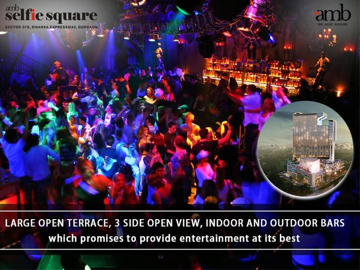 AMB Selfie Square has one of its kind clubbing Zone bang on Dwarka Expressway, Sector 37D, Gurgaon. Its spread across 6500 sq. ft. of huge area at 3rd floor.….http://bit.ly/1hr1KzK ‪#‎AMBSelfieSquare‬ ‪#‎Realestate‬ ‪#‎AMBGroup‬ ‪#‎SmartInvestment‬ Call : 8010 666 333