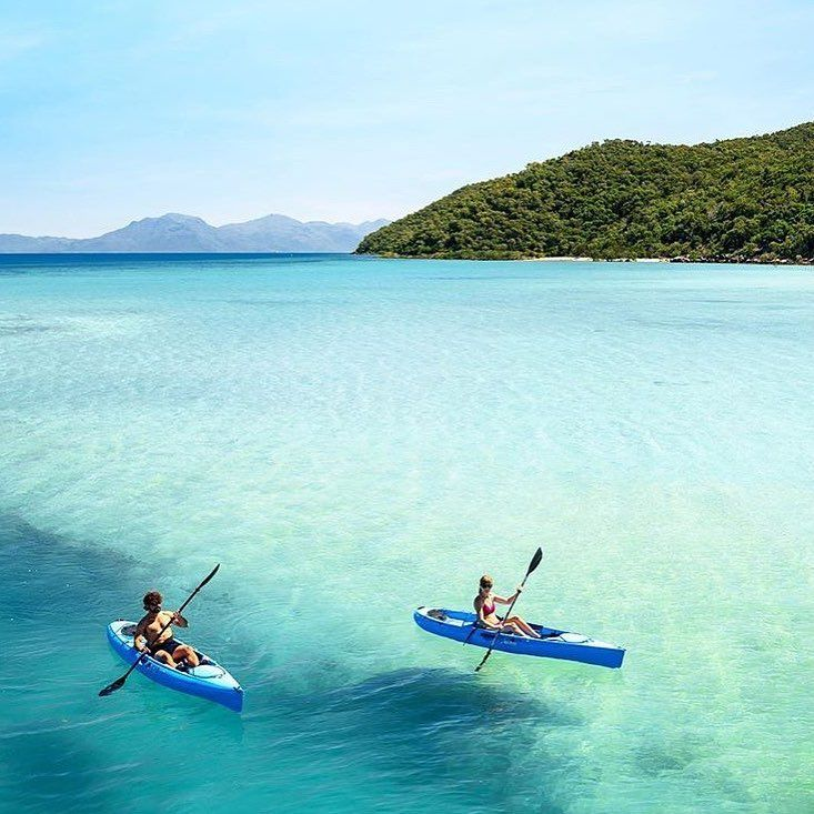 """AFAR on Instagram: """"Australia's Orpheus Island is as serene as it gets. The secluded area, located on the Great Barrier Reef, boasts some of the best diving…"""""""