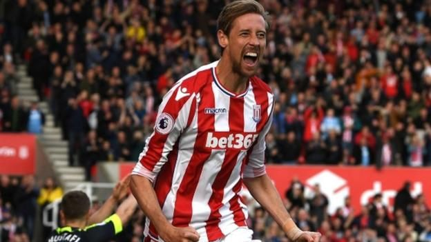 Peter Crouch's winner at former club Southampton in May was the 193rd goal of his career Stoke City striker Peter Crouch insists he still has a big role to play at the age of 36. The former England international, who will turn 37 halfway through next season, is the oldest striker playing...