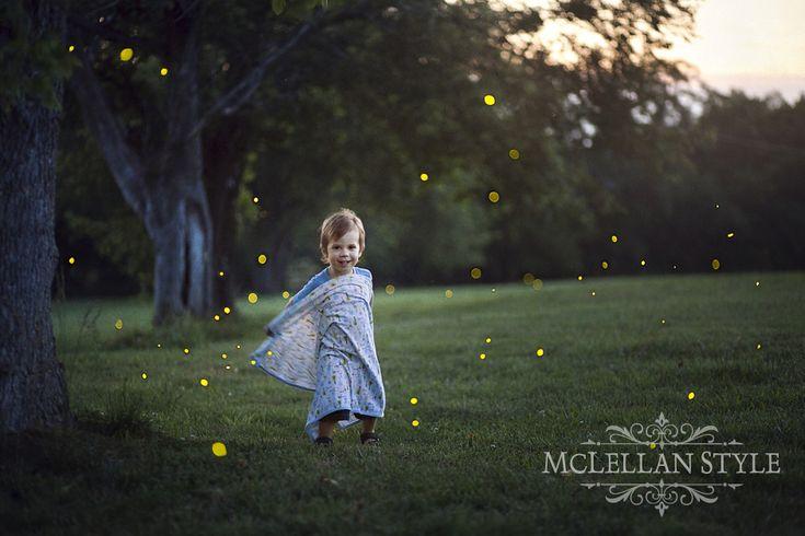 Light Art For Kids