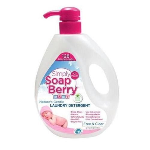 Nows the time to try this more natural, triple-threat detergent that not only cleans as well as the national leading brands but also naturally deodorizes and softens. Harnessing Mother Natures Own Pow
