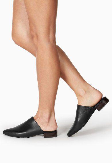 Fekete Bőr Papucsszandál a NEXT márkától és további hasonló termékek a Fashion Days oldalán