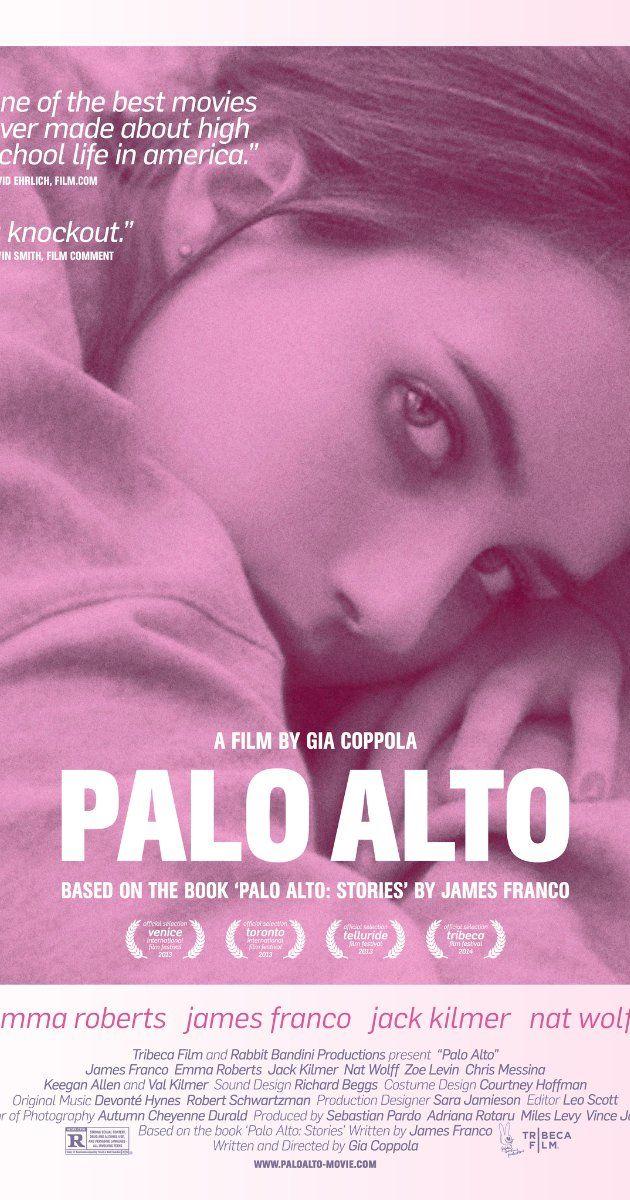 Baba filmlerinden soyadını bellediğimiz Gia Coppola'nın filmi Palo Alto mükemmel bir film değil. Ancak Amerikan sineması için bence şaşırtıcı bir yanı var. Filmde İran filmleri tadı var. O tad şu: Bir sosyal soruna biraz sahici bir dokunma!