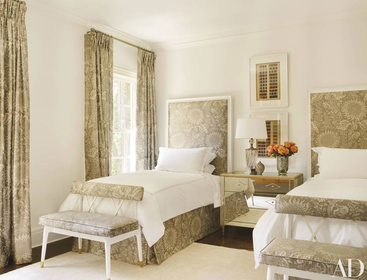 12 best images about guest bedrooms on pinterest for Pictures of beautiful guest bedrooms