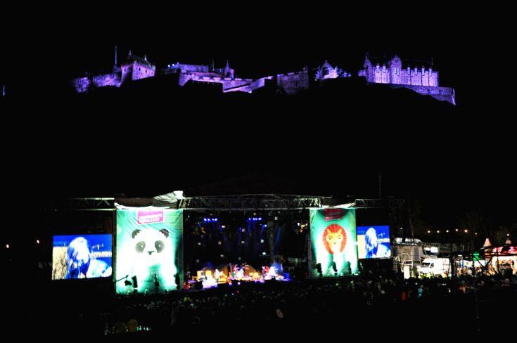 Edinburgh's Hogmanay 2016 into 2017