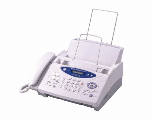 Brother IntelliFax 885MC Plain-Paper Fax with Message Center